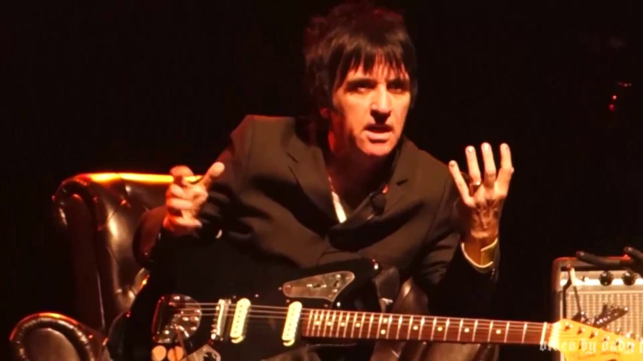 how to play like johnny marr