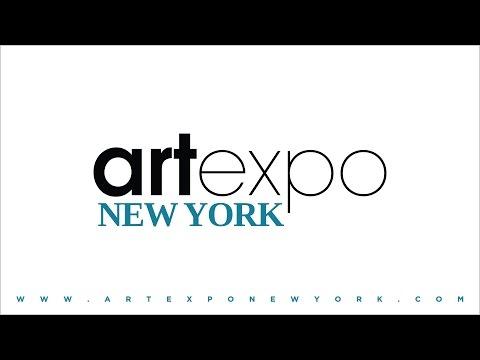 Artexpo New York 2015 — Highlights Day 1