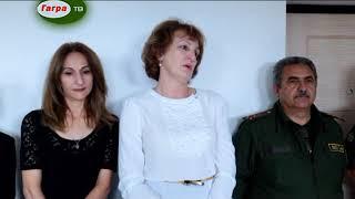 В отделе образования Гагрского района поздравили учителей ветеранов Отечественной войны