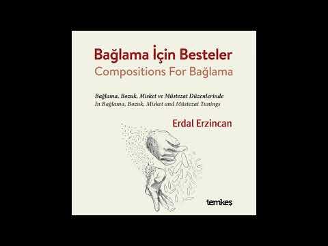 Erdal Erzincan - Can Ali [Bağlama İçin Besteler © 2019 Temkeş Müzik]