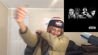 Don Krez Ronny J - Boomerang (feat. Wifisfuneral & Ghostemane (REACTION/INPUT)