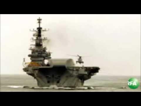 Tàu chiến Ấn Độ tới Nha Trang