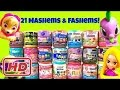 PLUS Huge 21 Mashems and Fashems! Paw Patrol, Teenage Mutant Ninja Turtles, Disney Princesses