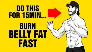 Get 6 Pack Abs Fast With This 15min Belly Fat Destroyer Workout V10