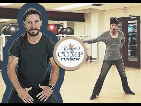 Just Do It When Shia Labeouf Is Your Ballroom Dance