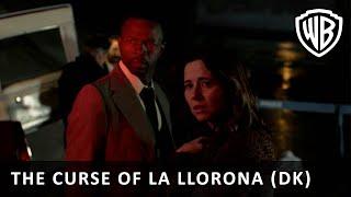 The Curse of La Llorona - Teaser Trailer (DK)