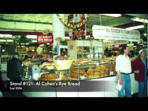The LOST Broadway Market, Buffalo, New York
