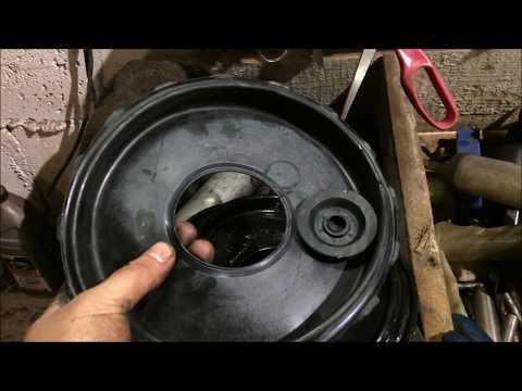Газель ремонт вакумного усилителя тормозов