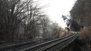 191130 SL銀河 C58239 4 上有住駅発車
