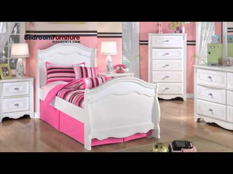 Ashley Exquisite Youth Bedroom Set