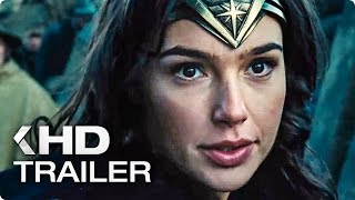 WONDER WOMAN Trailer 2 (2017)
