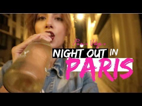 PARIS VLOG DAY#7: Night out in Paris Festival de Musica 🎼// E U R O P E  V L O G S// Farah Asif