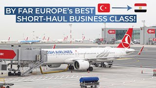 TRIPREPORT | Turkish Airlines (BUSINESS CLASS) | Airbus A321neo | Istanbul - Cairo