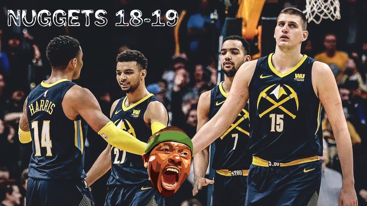 НБА Межсезонье-2018: Ключевые изменения - DENVER NUGGETS