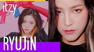 Dalla Dalla Itzy Ryujin makeup | By Soundtiss