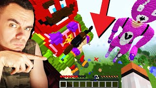 СМОЖЕШЬ ТАК ПРЫГНУТЬ МАЙНКРАФТ ТРОЛЛИНГ В СТИЛЕ ФОРТНАЙТ 100 Ловушки Fotnite в Minecraft