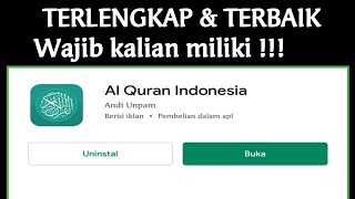 Review Aplikasi Al-Qur'an Indonesia   kalian wajib instal screenshot 2
