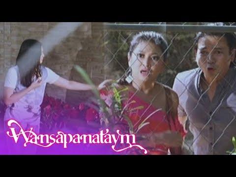 Wansapanataym: Anton and Florita witness Jasmin