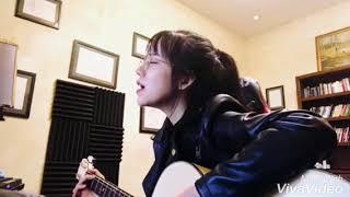 ANH ĐANG Ở ĐÂU ĐẤY ANH (ADODDA) - Acoustic cover by LyLy