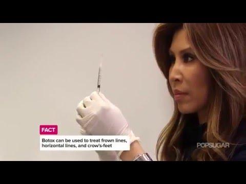 ( Làm đẹp không xâm lấn) - Hiểm họa từ việc tiêm Botox