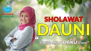 Sholawat Dauni - Dauni + Lirik & Terjemahan (Suara Akhwat)
