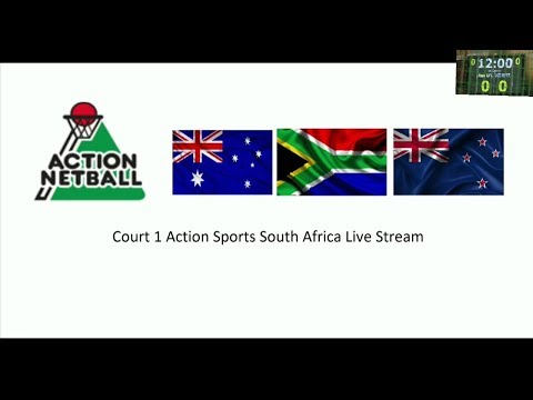 Netball Mixed Grand Final in South Africa