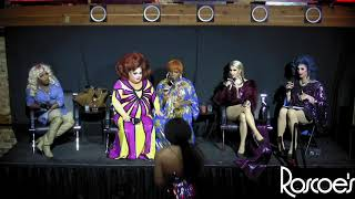 Roscoe's RPDR S11 Viewing Party with Trinity The Tuck, Monét X Change, Ginger Minj & Asia O'Hara!