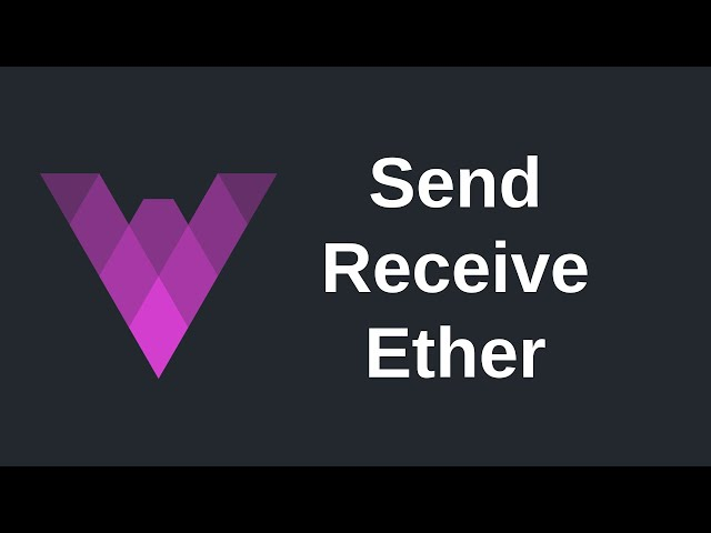Send and Receive Ether | Vyper (0.2)