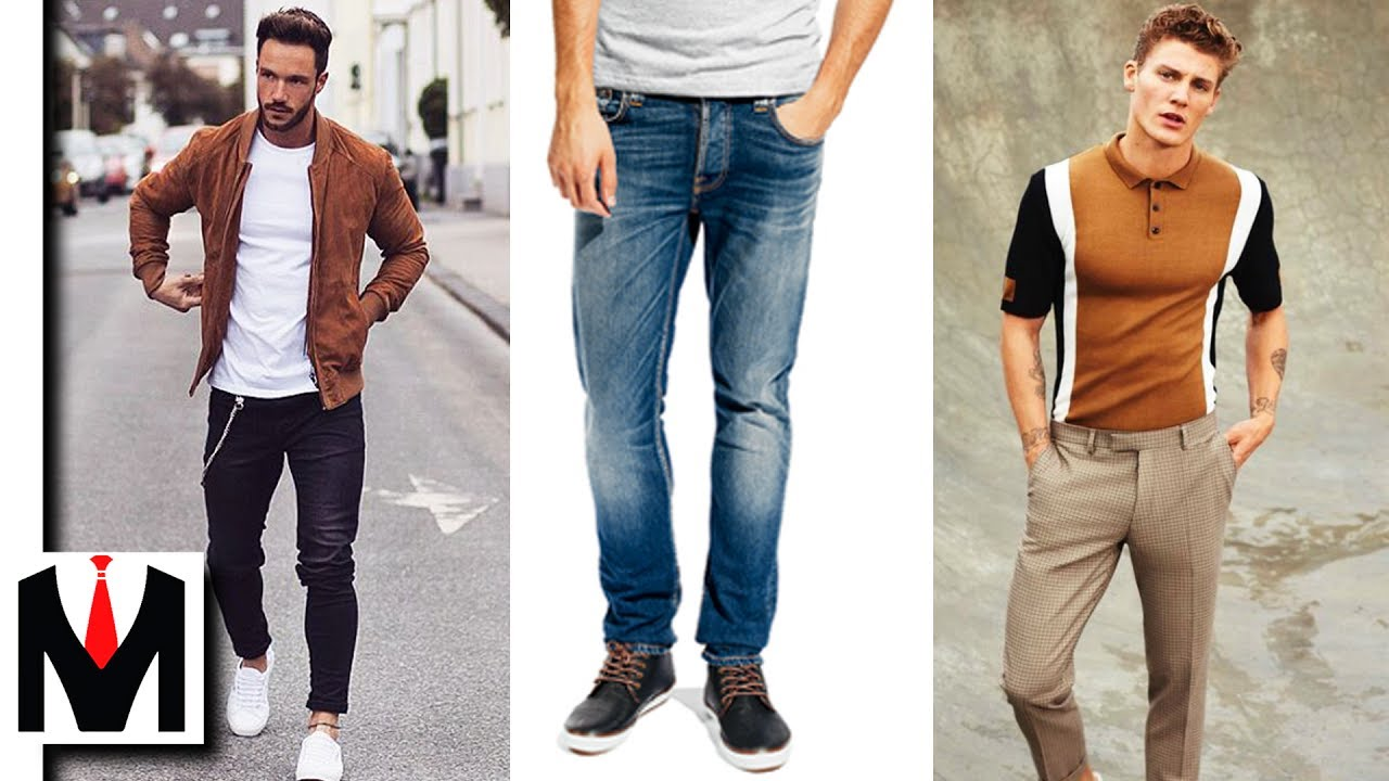 Types of clothes that look awesome on skinny guys youtube Shirts for thin guys