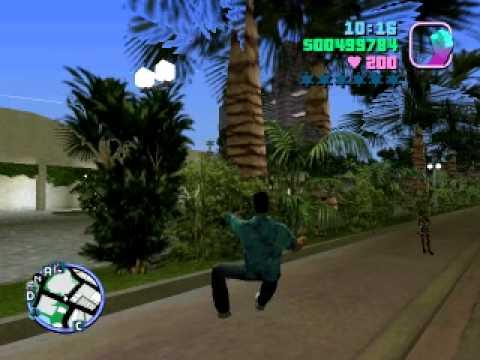 (EF) GTA vice city star mod  (รีวิว by engfah) ep.1