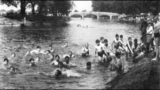 Swimming History - UK - England - Leicester - Swimming in History - Wild Swimming