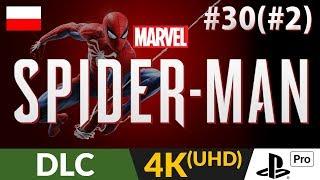 SPIDER-MAN PL (PS4 / 2018)  #29 (The Heist DLC #2)  Skomplikowane relacje partnerskie