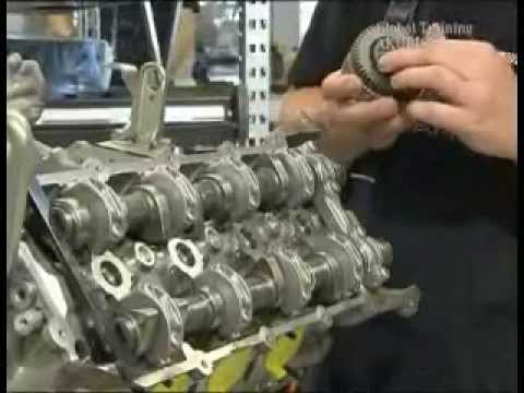 mercedes m156 engine disassembly assembly and. Black Bedroom Furniture Sets. Home Design Ideas