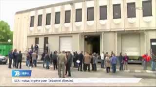 GEA. : nouvelle mobilisation des salariés