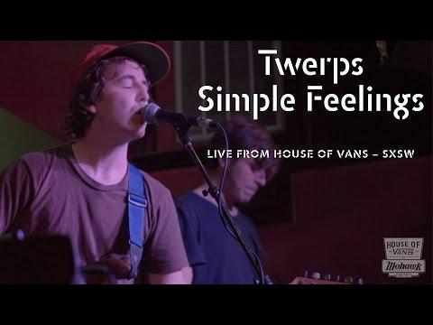 """Twerps performs """"Simple Feelings"""" at SXSW"""
