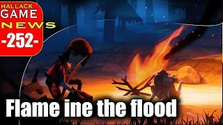 The Flame in the flood - Co to kurka jest? Falstart