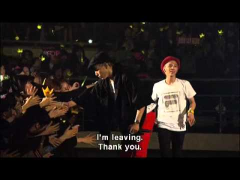 [FANSERVICE] BIGBANG TOP cares for the fans