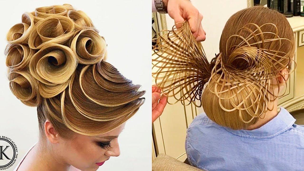 Peinados faciles para fiesta de gala