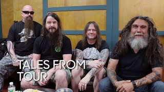 Tales From Tour: Slayer thumbnail