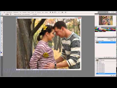 Вопрос: Как сделать силуэт в Photoshop?