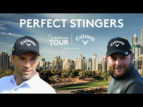 How To Hit The Perfect Stinger with Jordan Smith and Oli Wilson | Callaway Tour Tips