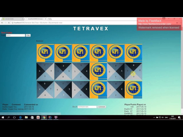 Tetravex the Game