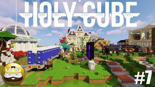 Holycube V #7 La Tour Sarrasine !