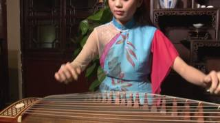 Chinese Zither Guzheng Performance 34 Fisherman s Song at