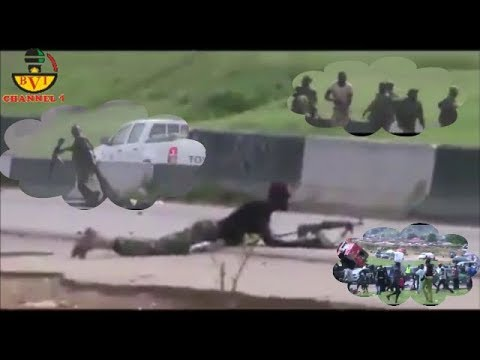 Full Video: War In Abuja Between Islamic Sect And Nigeria Military