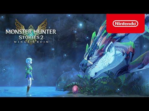 Monster Hunter Stories 2: Wings of Ruin – Sortie en 2021 ! (Nintendo Switch)