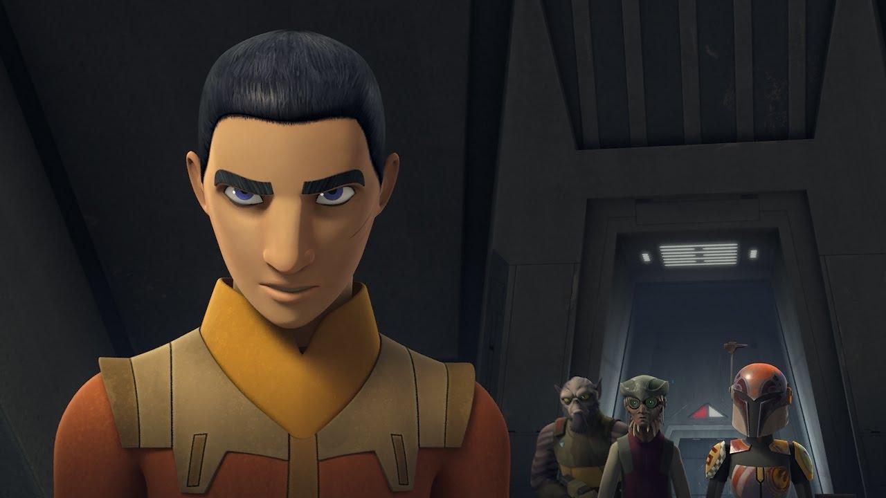 Star Wars Rebels Pantone Ezra Bridger – TWG – The Wookiee ...  |Ezra Star Wars