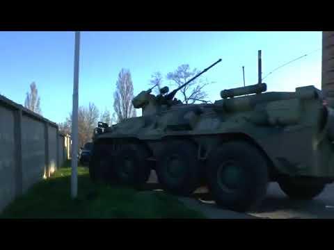 'Polite People' Ops in Crimea   Операция 'Вежливые Люди'
