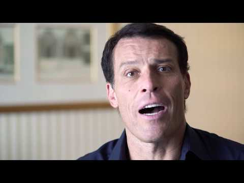 Tony Robbins Supports Operation Underground Railroad