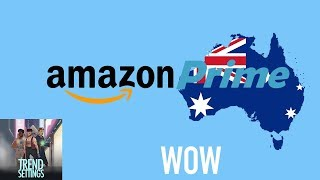 Amazon Prime Australia Details - Trend Settings Ep 93 pt 4